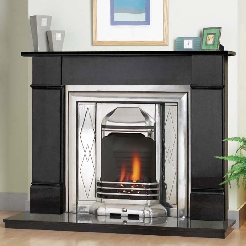 Flat Victorian Mantel Edwardian Fireplaces