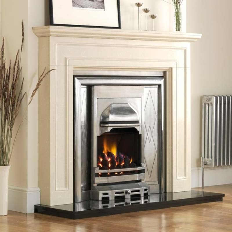 Different types of fireplace mantels hubpages party - The types and uses of contemporary fireplace inserts ...